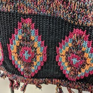 Sweaters - Handknit Aztec Sweater